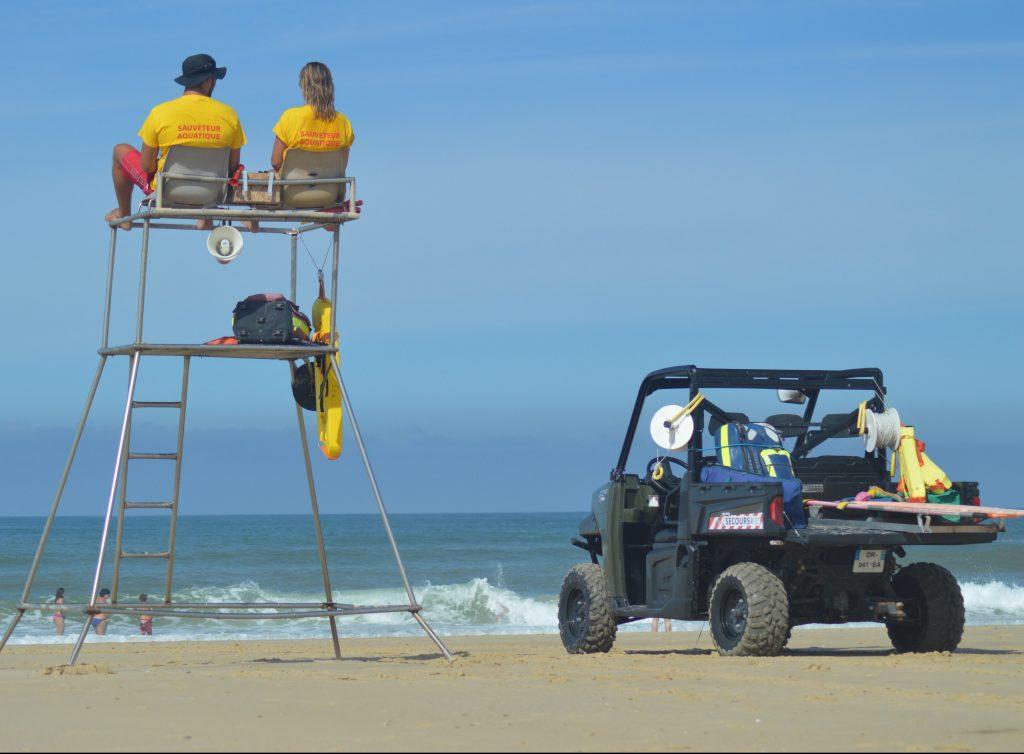 bnssa sauvetage Club surf et sauvetage mérignac